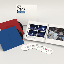 Peter Gabriel - So: 25th Anniversary Edition Deluxe Box Set