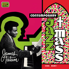 James Tatum - Contemporary Jazz Mass (Vinyl,LP)
