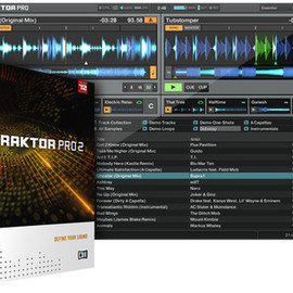 Native Instruments - TRAKTOR PRO 2