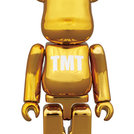 MEDICOM TOY - NEW YEAR BE@RBRICK From TMT