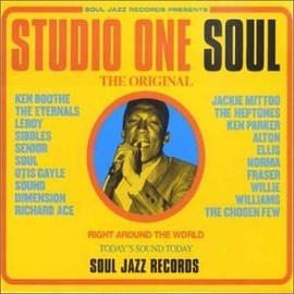 Various Artists - Studio One Soul