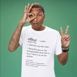 """T-Shirt """"I Am Other"""" grey"""