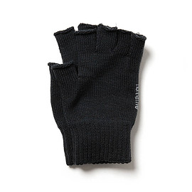 nonnative - DWELLER CUT OFF GLOVES NZ W/C YARN