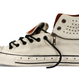 CONVERSE - CONVERSE by John Varvatos   Chuck Taylor All Star Zip Off Hi