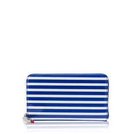 LULU GUINNESS - Patent Leather Continental Wallet