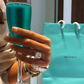 Tiffany & Co. - diamond