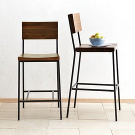 west elm - Rustic Bar Stool