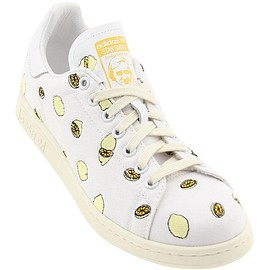 adidas - Adidas Stan Smith Lemon - Run White / Sunshine, 10 D US