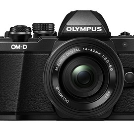 OLYMPUS - OM-D E-M10 Mark II (Black)
