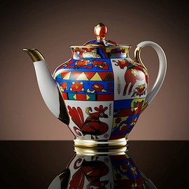 TWG - Petit Summer Palace Teapot (800ml)