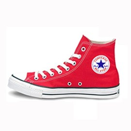 CONVERSE - ALL STAR HI(RED)