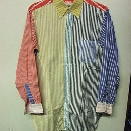 Brooks Brothers - Old Crazy Stripe Shirts