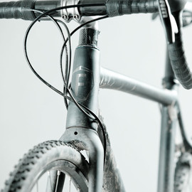 Foundry Cycles - Auger Cross Disk Bike