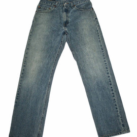 Levi's Vintage Clothing - Vintage Levi Strauss 505 Regular Fit Jeans Made in USA W33 x L30