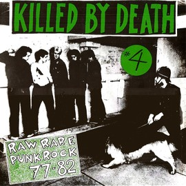 Various Artists - KILLED BY DEATH #4