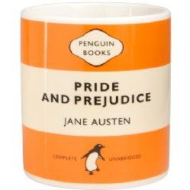 Penguin book - Pride and Prejudice Penguin Mug
