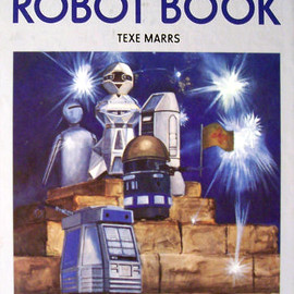 TEXE MARRS - THE PERSONAL ROBOT BOOK