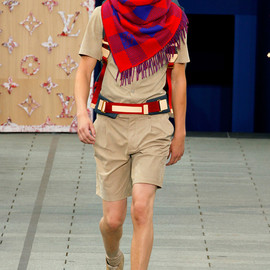 Louis Vuitton - Men Spring 2012
