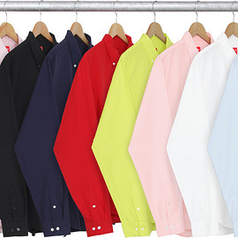 Supreme - Supreme Oxford Shirt