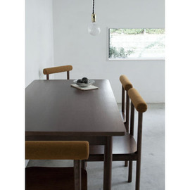 SIEVE - column dining chair
