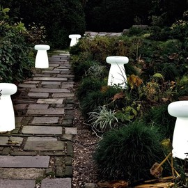 Serralunga - Porcino Stool with Light