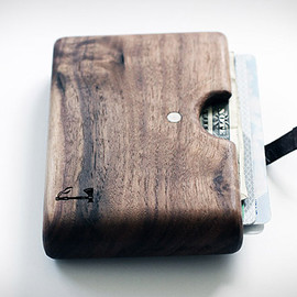 SLIM TIMBER - Slim Timber Wood Wallets