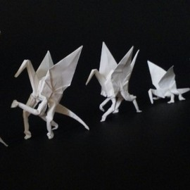 Transformers Origami