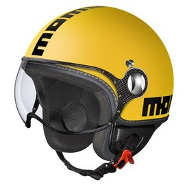 MOMODESIGN HELMETS - FIGHTER (yellow)