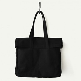MAKR CARRY GOODS - STANDARD CANVAS FOLD WEEKENDER
