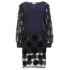Dries Van Noten - DANELLA EMBELLISHED DRESS