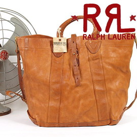 RRL - Leather Tote