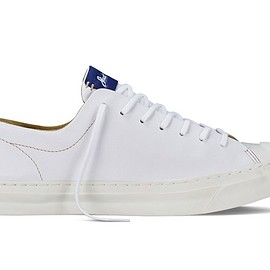 "Converse - Jack Purcell Luxe ""Tumbled Leather"" Makeover"