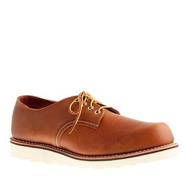 Red Wing - Red Wing® for J.Crew plain-toe oxfords