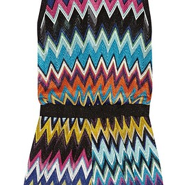 Missoni - Mare crochet-knit playsuit