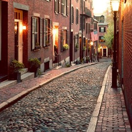 Massachusetts - Beacon Hill, Boston