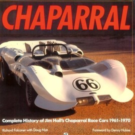 Richard Falconer - Chaparral - Complete History of Jim Hall's Race Cars 1961-1970