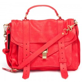 PROENZA SCHOULER - PS1 large leather satchel