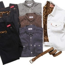 Supreme - Levi's x Supreme 2012 Fall/Winter