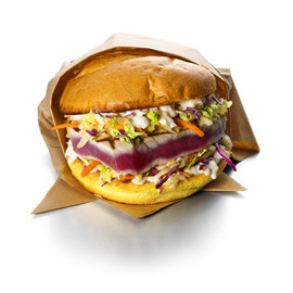 Gott's Roadside - San Francisco - Ahi Tuna Burger