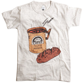 CZAR - coffee please t-shirt