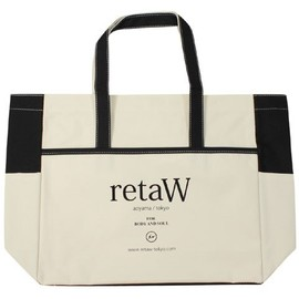 Fragment Design, retaW - Tote Bag(新宿伊勢丹限定)