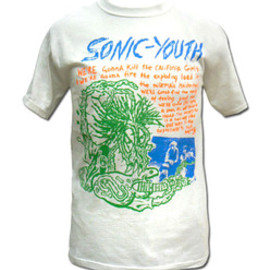 SONIC YOUTH - Sonic Youth Savage T-shirt