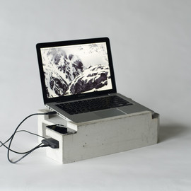 Greg Papove - Concrete Workstation