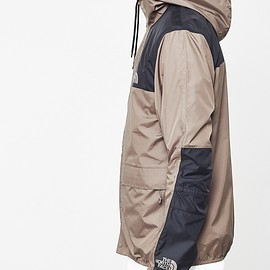 THE NORTH FACE - 1985 Seasonal Celebration Mountain Jacket - Brown/Black