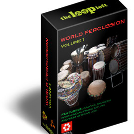 thelooploft - Reason ReFill - World Percussion Loops