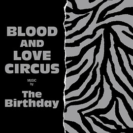 The Birthday - BLOOD AND LOVE CIRCUS