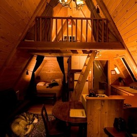 Cabin - so cozy