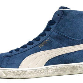 Puma - SUEDE VNTG DISTRESS MID 「LIMITED EDITION」
