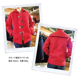 Ocean Union - Sailor Jacket (Red)