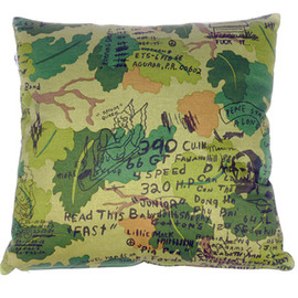 FUCT×Medicom - Fabric Cushion(Original Camo)